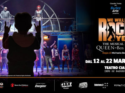 We Will Rock You - The Musical