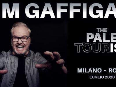 Jim Gaffigan - The Pale Tourist