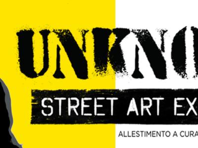 UNKNOWN - Street Art Exhibition
