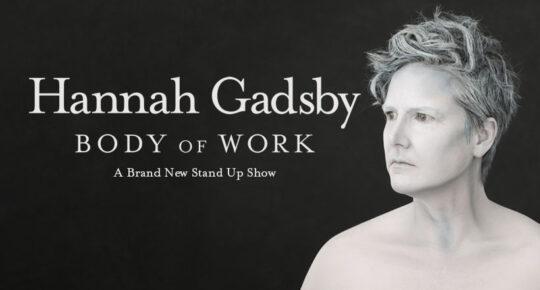 Hannah Gadsby